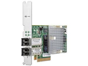 Tarjeta Adaptadora de Red HP de 2 puertos 10/100/1000 Mbps.