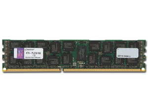 Memoria Kingston DDR3 ECC PC3-12800 (1600 MHz) CL11, 16 GB para Servidor HP.