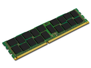 Memoria Kingston DDR3L, PC3L-12800 (1600MHz) 16 GB, ECC, para Servidores HP.
