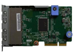 Tarjeta de Red Lenovo para servidores Thinksystem Marvell, PCI Express con 4 Puertos RJ-45.