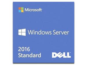 Microsoft Windows Server 2016 Standar ROK. Exclusivo a la venta en equipos nuevos DELL.