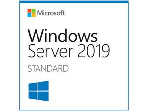 Microsoft Windows Server 2019 Standard ROK. Exclusivo a la venta en equipos nuevos DELL. OEM.
