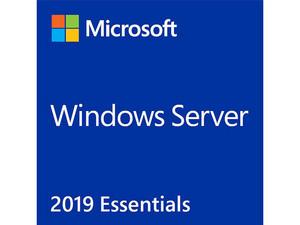 Windows Server 2019 Essentials de 64 bits, OEM, En Español.