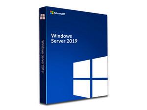 Windows Server Standard 2019, Reseller Option Kit (ROK), 64-bit, versión Español.En venta exclusiva con servidores HP