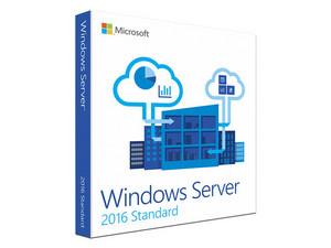 Windows Server Standard 2016 R2 en Español 64 Bits, Licencia OEM. Exclusivo a la venta en equipos nuevos.