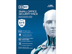 Eset Small Office Security Pack (5 PCs).