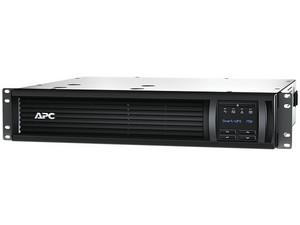 UPS APC SMT750RM2U, 750 VA / 500 W, 6 Contactos NEMA 5-15R.