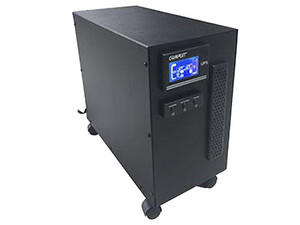 UPS Complet de 3000VA (2400W) con 4 contactos Nema NEMA-15P.