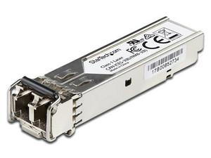 Módulo Transceptor StarTech SFP+ de Fibra 1 Gigabit, Compatible con CTP-SFP-1GE-LX, LC-Hembra, con DDM, 10Km