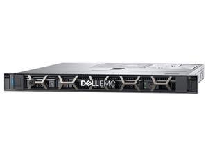 Servidor DELL PowerEdge R340: Procesador Intel Xeon E-2134 (hasta 4.50 GHz), Memoria RAM de 8 GB DDR4 ECC, Disco Duro de 1 TB, Unidad Óptica No Incluída, No incluye S.O.