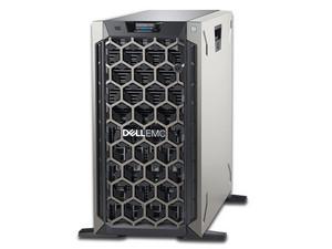 Servidor DELL PowerEdge T340: Procesador Intel Xeon E-2134 (hasta 4.50 GHz), Memoria RAM de 8 GB DDR4 ECC, Disco Duro de 1 TB, Unidad Óptica No Incluída, No incluye S.O.