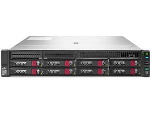 Servidor HP ProLiant DL180 Gen10 3106 1P E208i-a: Procesador Intel Xeon Silver 4110 2.10GHz(hasta 3.00GHz), Memoria RAM 16GB DDR4 ECC, No incluye Disco Duro, Red Gigabit, NO inluye S.O.