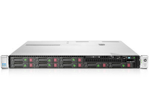 Servidor HP ProLiant DL360p Gen8: