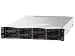 Lenovo ThinkSystem SR550: Procesador Intel Xeon Bronze 3106, Memoria de 8GB DDR4, Red Gigabit Ethernet, S.O. No incluido.
