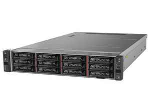 Servidor Lenovo ThinkSystem SR590: Procesador Intel Xeon Gold 5120 (hasta 3.20 GHz), Memoria 16GB DDR4 ECC, No incluye D.D., Red Gigabit.