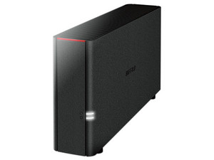 Disco Duro NAS Buffalo LinkStation 210, 2 TB, Ethernet, USB 2.0.