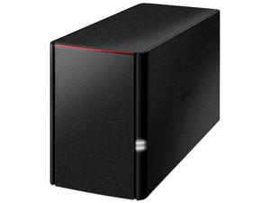Disco Duro NAS Buffalo LinkStation 220, 12 (2x6TB), Ethernet, USB 2.0, color negro