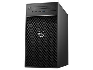 Workstation DELL Precision 3630 MT, Procesador Intel Core i7 9700 (hasta 4.70 GHz), Memoria RAM de 16GB DDR4, Disco Duro de 1TB, SSD de 256GB, Vídeo NVIDIA Quadro P1000, Unidad óptica DVDRW, S.O. Windows 10 Pro (64 Bits).