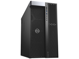 WorkStation DELL Precisión 7920 SFF: Procesador Intel Xeon Silver 4110 ( 2.10 GHz), Memoria de 16 GB DDR4 ECC, Disco Duro 1TB, Video NVIDIA Quadro P400, No incluye Unidad Óptica, Windows 10 Pro (64 bits)