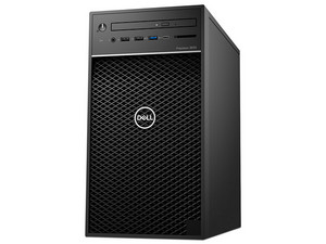 Workstation Dell Precision 3630 MT: Procesador Intel Core i7 8700 (hasta 4.60 GHz), Memoria RAM 16 GB DDR4, D.D. de 1 TB, Unidad de Estado Sólido 256GB, DVD±RW, Red Gigabit, S.O. Windows 10 Pro.