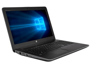 WorkStation HP ZBook 15 G4: