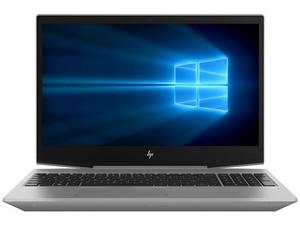 """Workstation HP ZBook 15V G5, Procesador Intel Core i7 9750H (hasta 4.50 GHz), Memoria RAM de 16GB, 256GB SSD, Pantalla de 15.6\"""" LED, Vídeo NVIDIA Quadro P600, Windows 10 Pro (64 Bits)."""