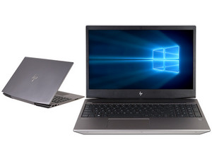"""Workstarion HP ZBook 15v G5, Procesador Intel Core i9 9880H (hasta 4.80 GHz), Memoria RAM de 16GB DDR4, 256GB SSD, Pantalla de 15.6\"""" FHD, Vídeo NVIDIA Quadro P600, Windows 10 Pro (64Bits)."""