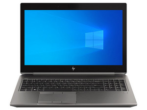 WorkStation HP ZBook 15 G6: