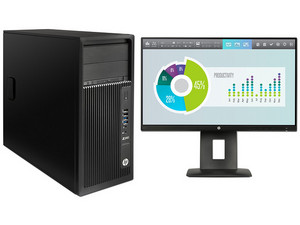 Workstation HP Z240 MT: