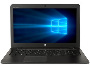 Workstation HP ZBook 15ug3: