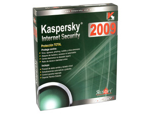 Kaspersky Internet Security 2009 para 3 Usuarios
