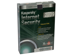 Kaspersky Internet Security 2009 para 1 Usuario