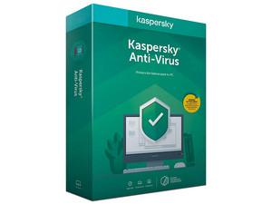 Kaspersky Antivirus 2020, 1 usuario, 1 Año.