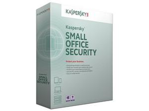 Antivirus KASPERSKY Small Office Security, 10 a 14 licencias, 1 Año. (Precio por Licencia).