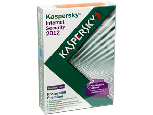 Kaspersky Internet Security 2012 para 5 Usuarios