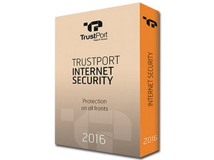 Antivirus TrustPort Internet Security 2016, 10 Equipos, 1 Año.