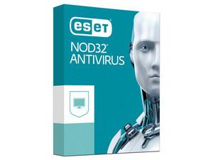 Eset NOD32 Antivirus 2020 (1 usuario) (1 año)
