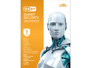 Eset Smart Security V9 2016 (1PC).