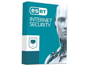 ESET Internet Security 2018 (1 Usuario), 1 Año.