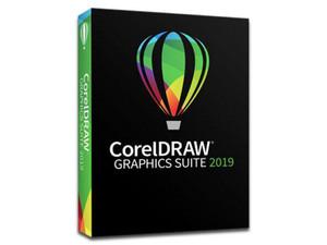Software de diseño gráfico CorelDRAW Graphics Suite 2019 (Versión español) para Windows.
