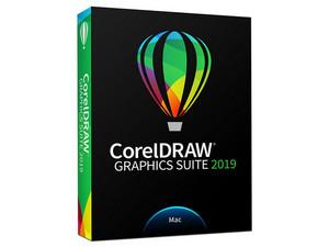 Software de diseño gráfico CorelDRAW Graphics Suite 2019 (Versión español) para Mac.