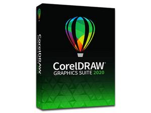 Software de Diseño Gráfico CorelDRAW Graphics Suite 2020 para Windows, 1 Usuario, Español / Portugués.