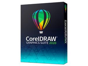 Software de Diseño Gráfico CorelDRAW Graphics Suite 2020 para Mac.