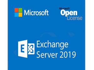 Licencia Microsoft Exchange 2019 Standard Open Business, 1 dispositivo, Idioma único.