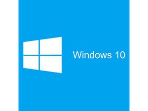 Microsoft Windows 10 Pro (64 Bits) en Español, DVD OEM. Exclusivo a la venta en equipos nuevos.