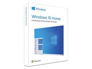 Microsoft Windows 10 Home (32/64 Bits) en Español, 1 Licencia USB.