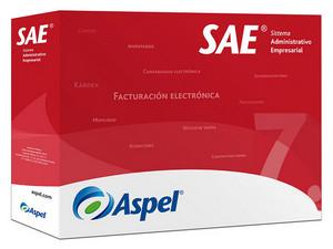 Sistema Administrativo Empresarial ASPEL SAE 7.0 (1 Usuario 99 Empresas)