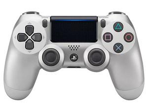 Control Inalámbrico Dualshock 4 (PS4), color Plata