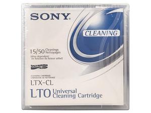 Cartucho de limpieza para LTO SONY LTX-CL 12.65mm.