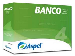 Sistema de Control Bancario Aspel-BANCO 4.0 (1 usuario adicional)